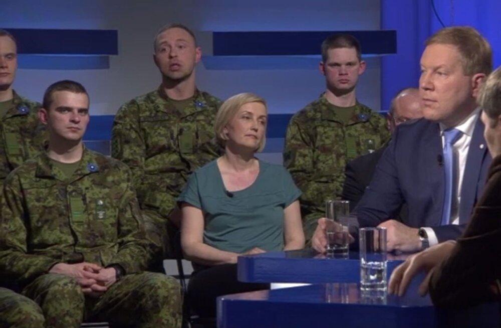 Riigireetmises kahtlustatav Deniss Metsavas kiitis kahe aasta eest integratsiooni Eesti kaitseväes