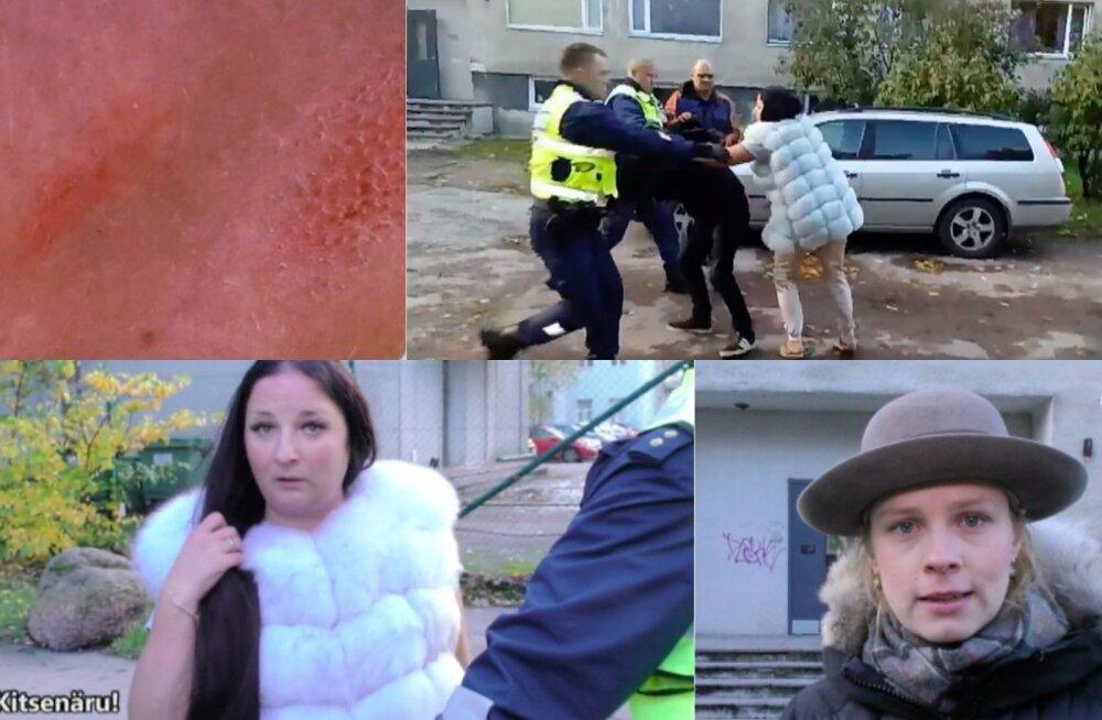"""Koplis kassivabrikut pidav abielupaaar tungis """"Kuuuurija"""" meeskonnale kallale   Katrin Lust: tegu on tõesti ohtlike inimestega!"""