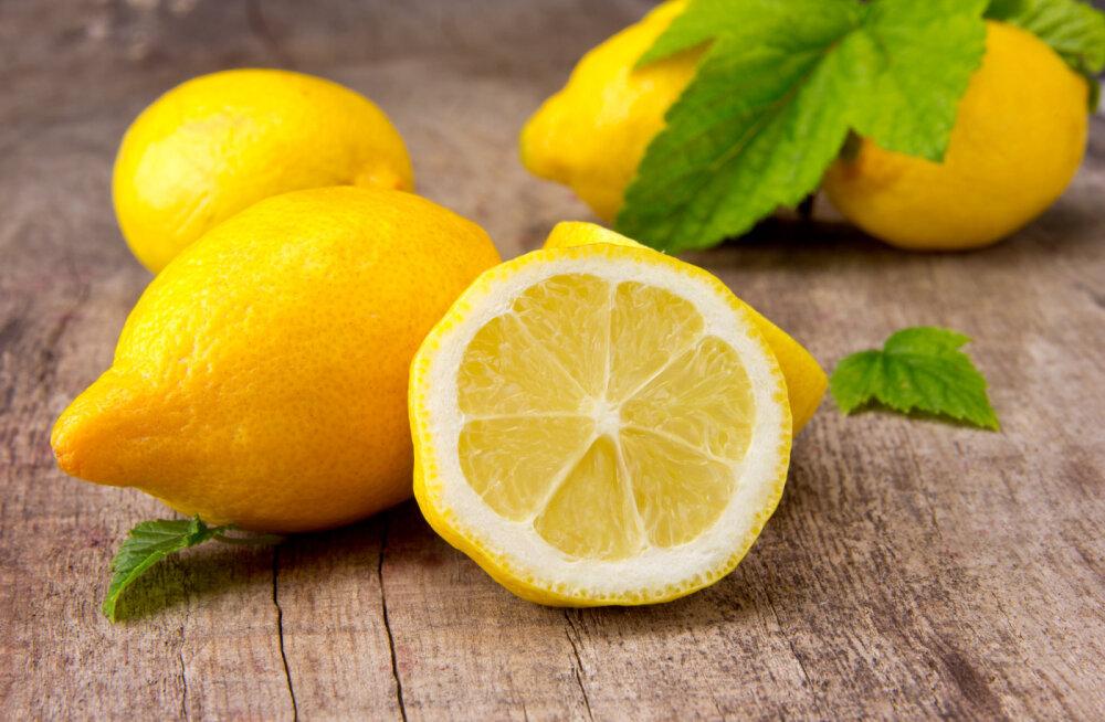 Mida sisaldab kollane vitamiinipomm sidrun, mis pikendab meeste eluiga kuni kuue aasta võrra?