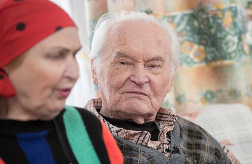 """Juubilar Väino Aren """"Õnne 13"""" Kristjanist: ei see mees muutu, ainult vanemaks ja natuke tobedamaks"""