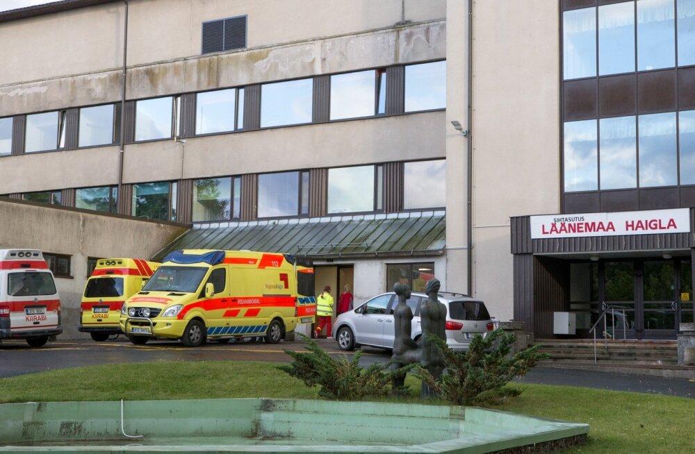 Läänemaa haiglast varastati 150 000 eurot maksev endoskoopiaaparaat