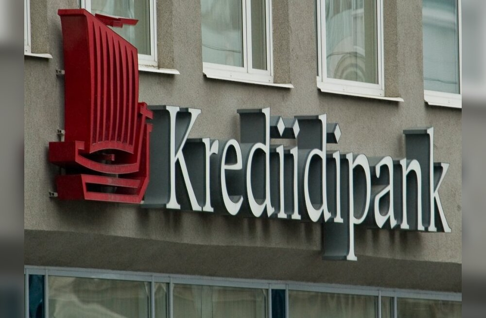 Vene riik on ostmas osalust Krediidipanga emafirmas