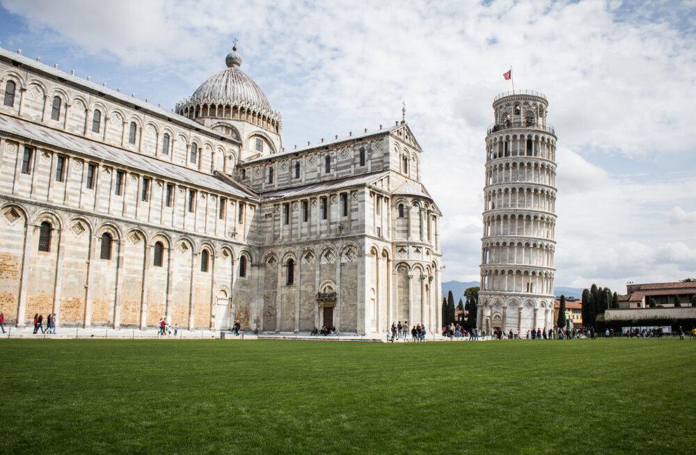 Ученые выяснили, почему не падает Пизанская башня