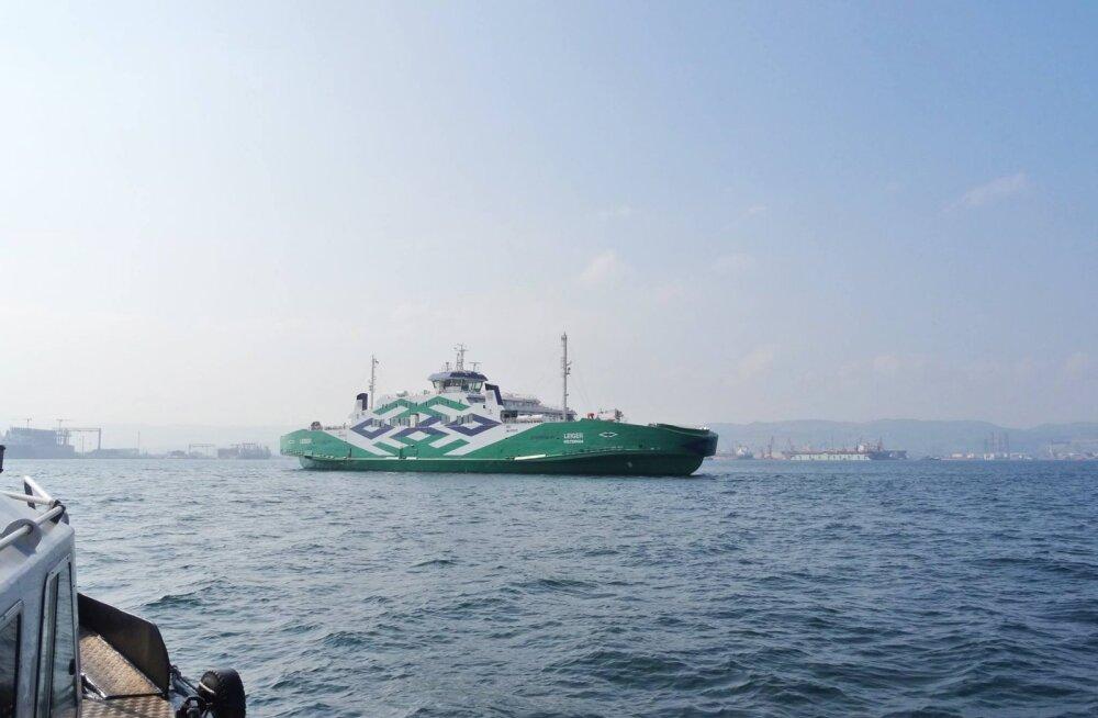 TS Laevad: vead ei takista Leigeri Türgist väljasõitu