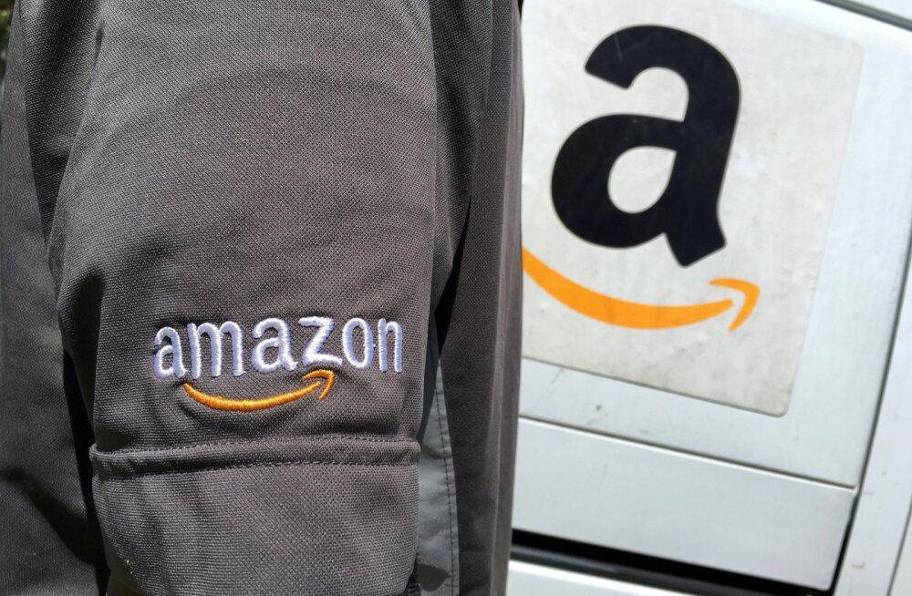 Kui Amazon tahaks võiks internetikaupmehest saada USA suuruselt kolmas pank