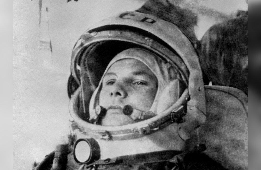 MAALEHE ARHIIVIST   Kes lendas kosmosesse enne Juri Gagarinit?