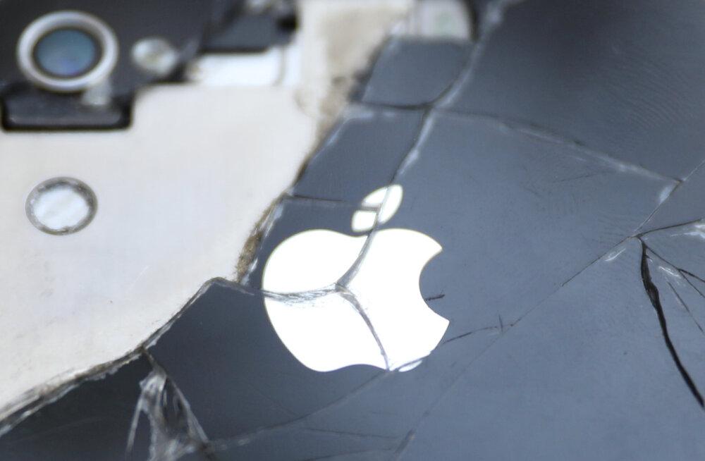 Apple`i kasutajad peaksid hoiduma selle ühest sümbolist koosneva sõnumi avamisest