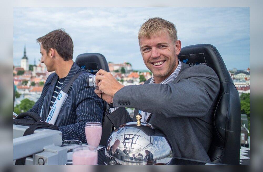 """DELFI VIDEO: Eesti sõudjad taevalaotuses: Taimsoo räägib hommikusöögilauas """"sõudeskandaali"""" tagamaadest"""