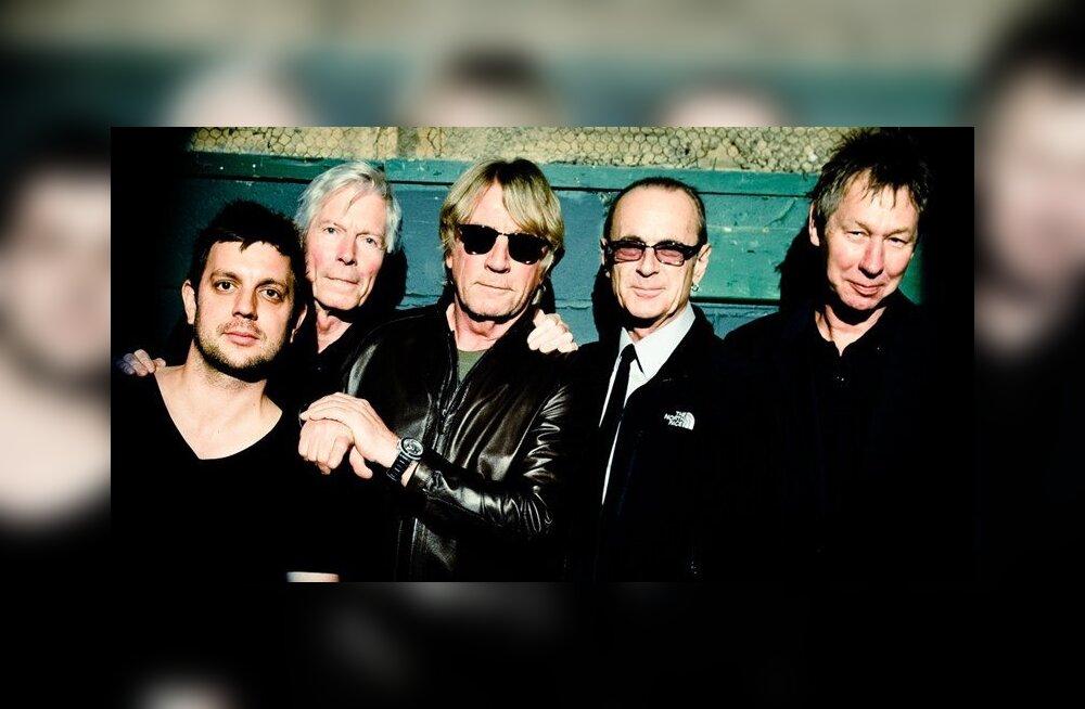 Смотри, кто выиграл билеты на концерт легендарной группы Status Quo