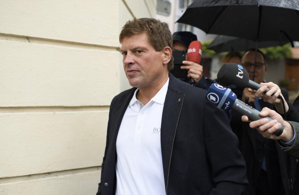 Endine Tour de France'i võitja vahistati prostituudi ründamise eest