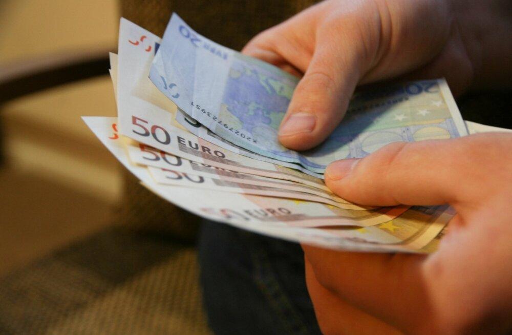 Финансовое неравенство среди жителей Эстонии растет