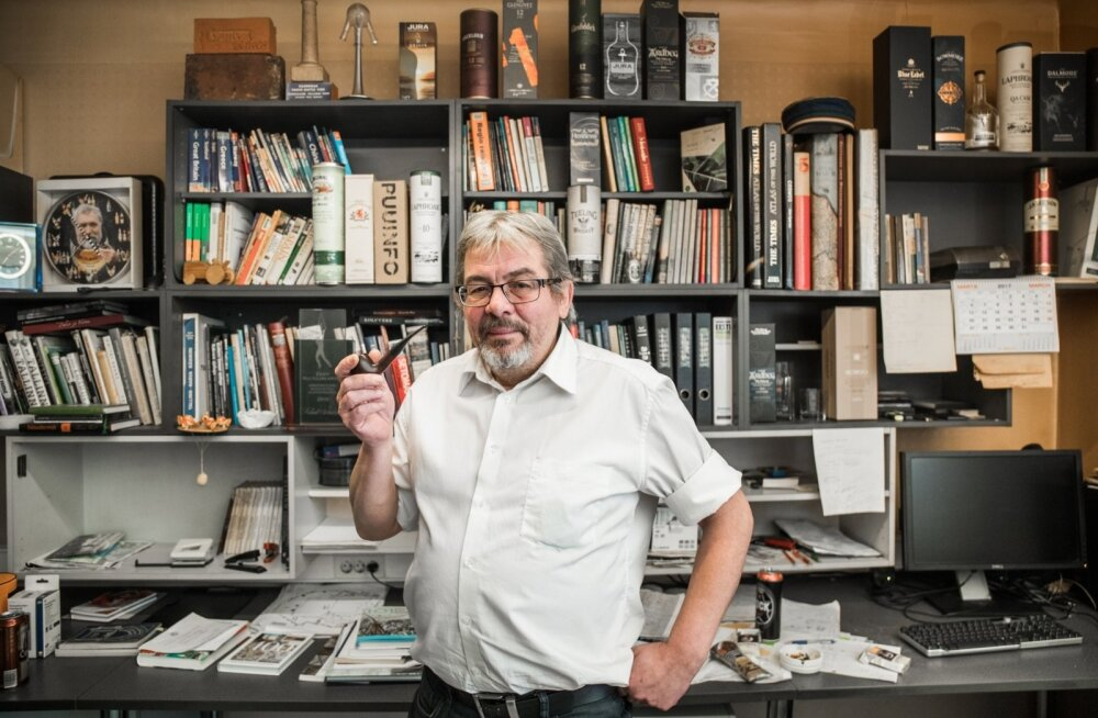 Raul Vaiksoo on tööusku inimene. Enne kella 12 öösel ta oma kontorist naljalt ei lahku.