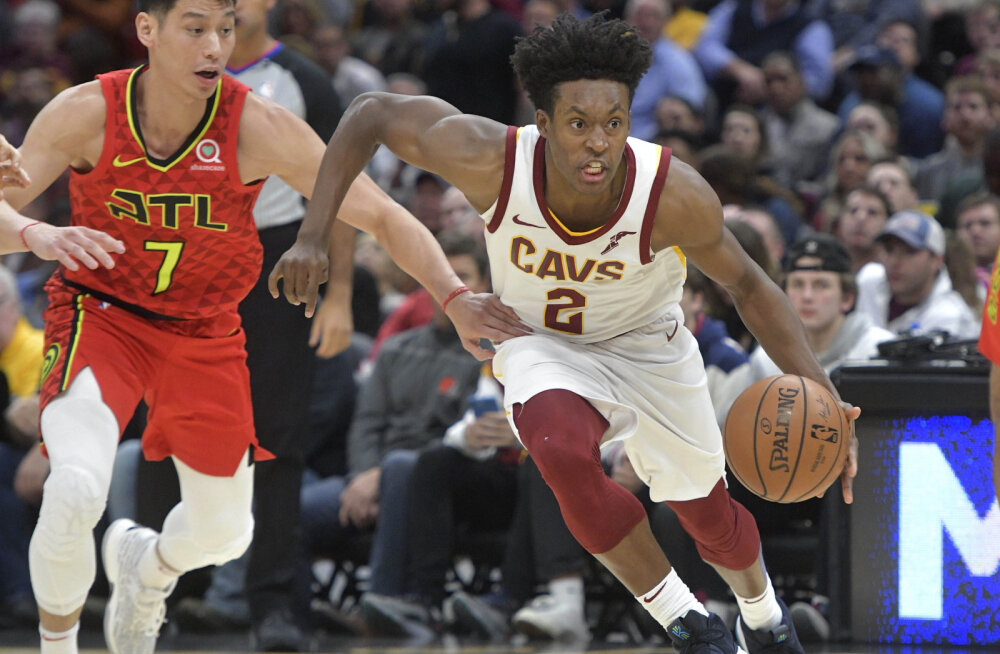 Cleveland Cavaliersi Collin Sexton