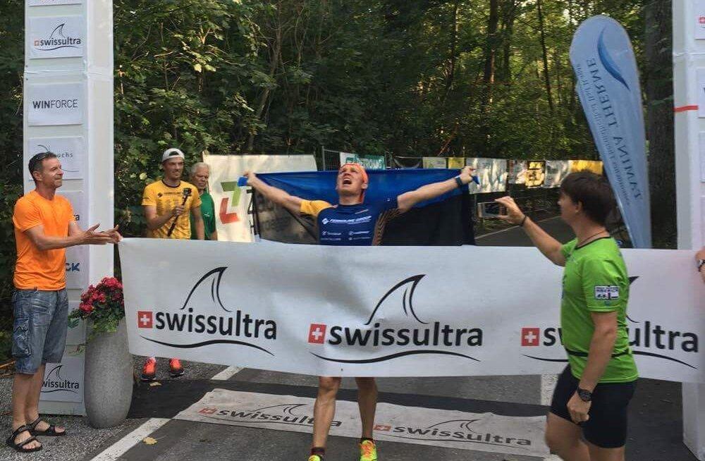 HURRAA! Ratasepp finišeeris 10-kordsel katkematul ultratriatlonil