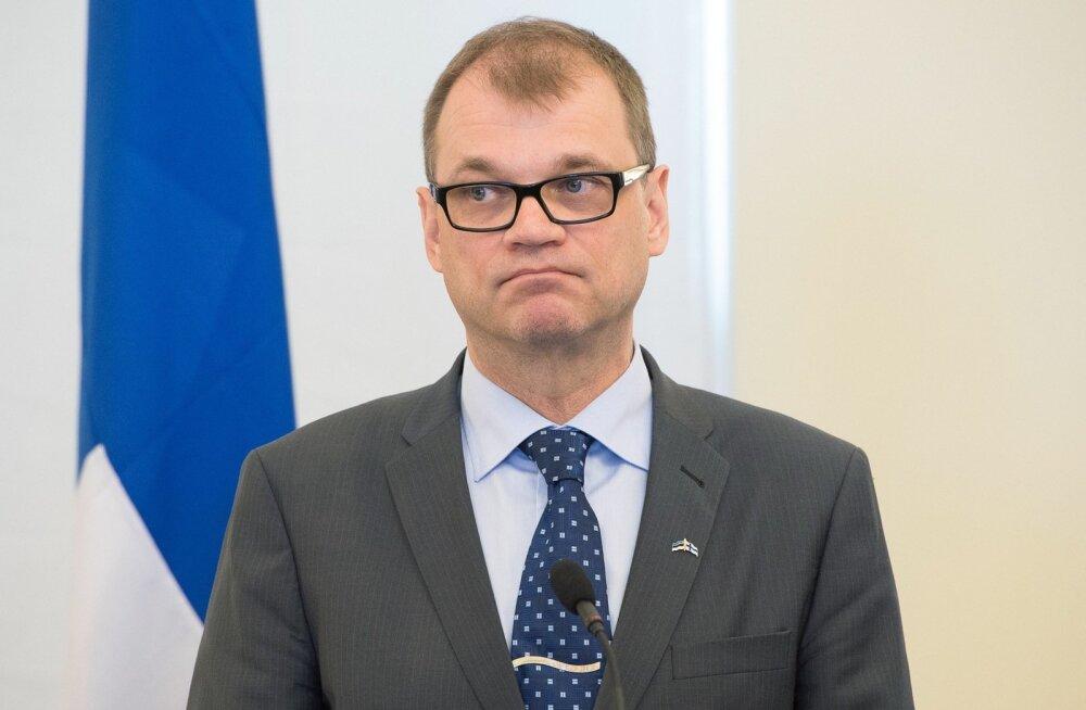Juha Sipilä 2015. aastal