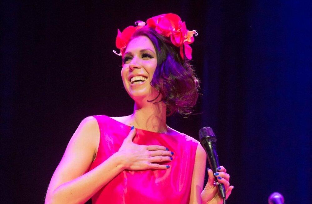 FOTO | Laura Põldvere näitab laitmatut bikiinivormi! Vaata, mis eksootilises riigis lauljatar puhkab