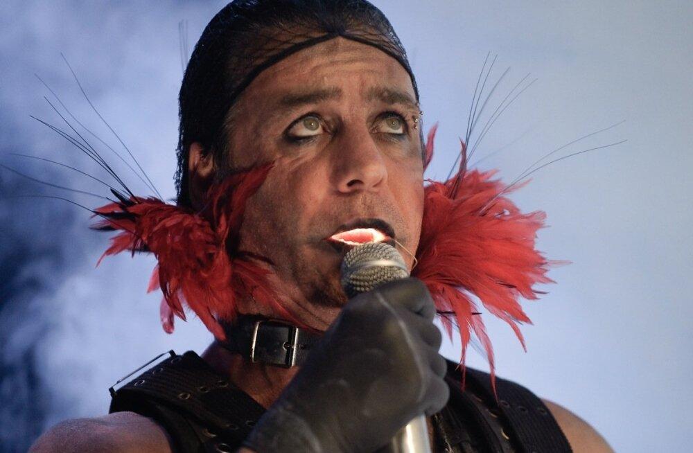 Rammstein, foto Mart Sepp