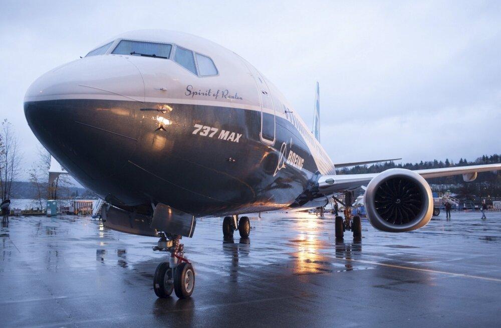 USA andis Indoneesia lennuõnnetusega seoses välja erakorralise lennukõlblikkuse direktiivi