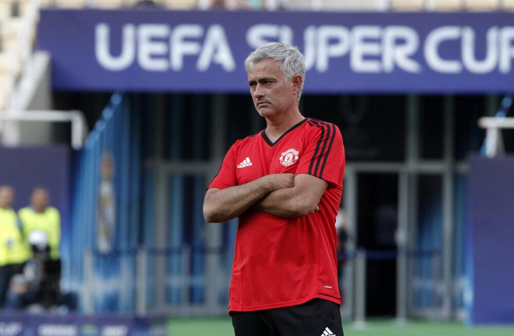Jose Mourinho Skopjes