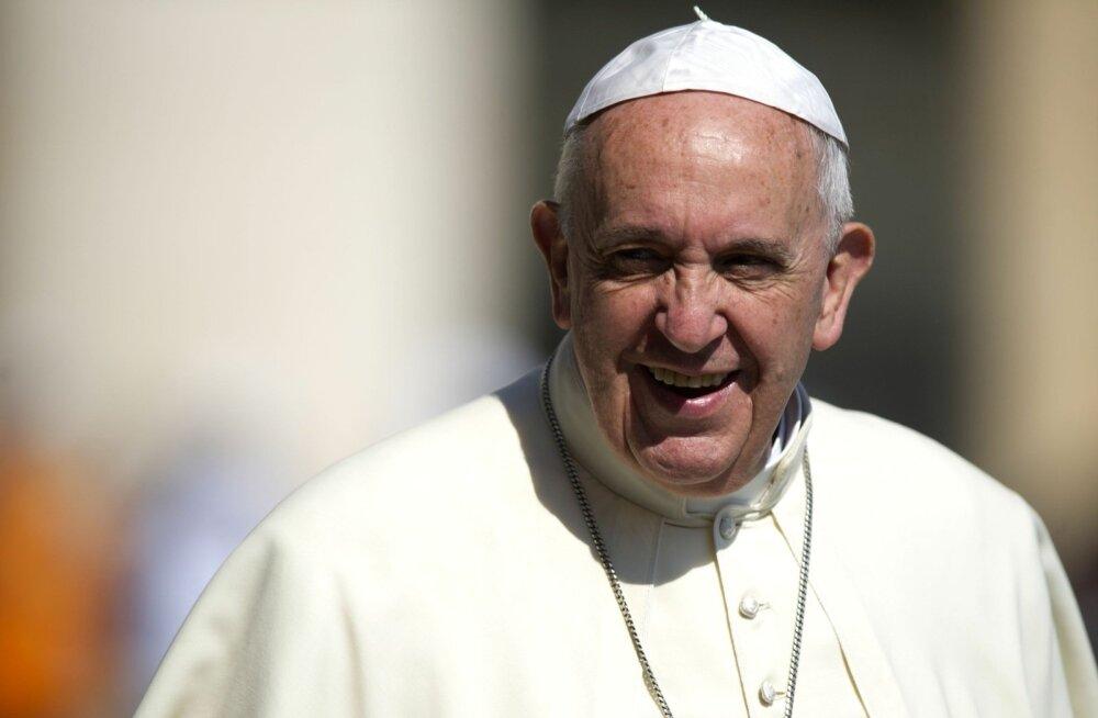 Paavst Franciscus kohtumisel Eesti ja Läti piiskoppidega: väljarändel on tagajärjed perekondadele
