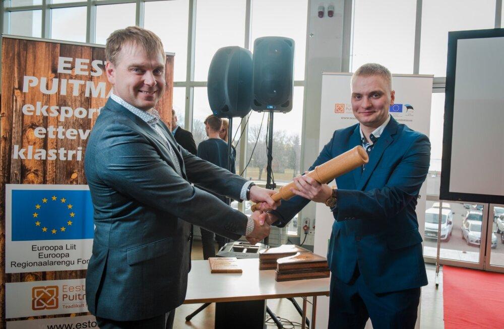 Eesti Puitmajaliidu uus juht on Kaarel Väer