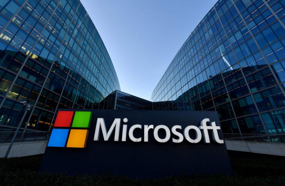 Wall Street armus taas Microsofti: firma väärtus võib jõuda triljoni dollarini