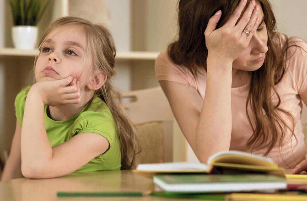 Lahendused | Nii tuled toime lapse käitumisprobleemidega