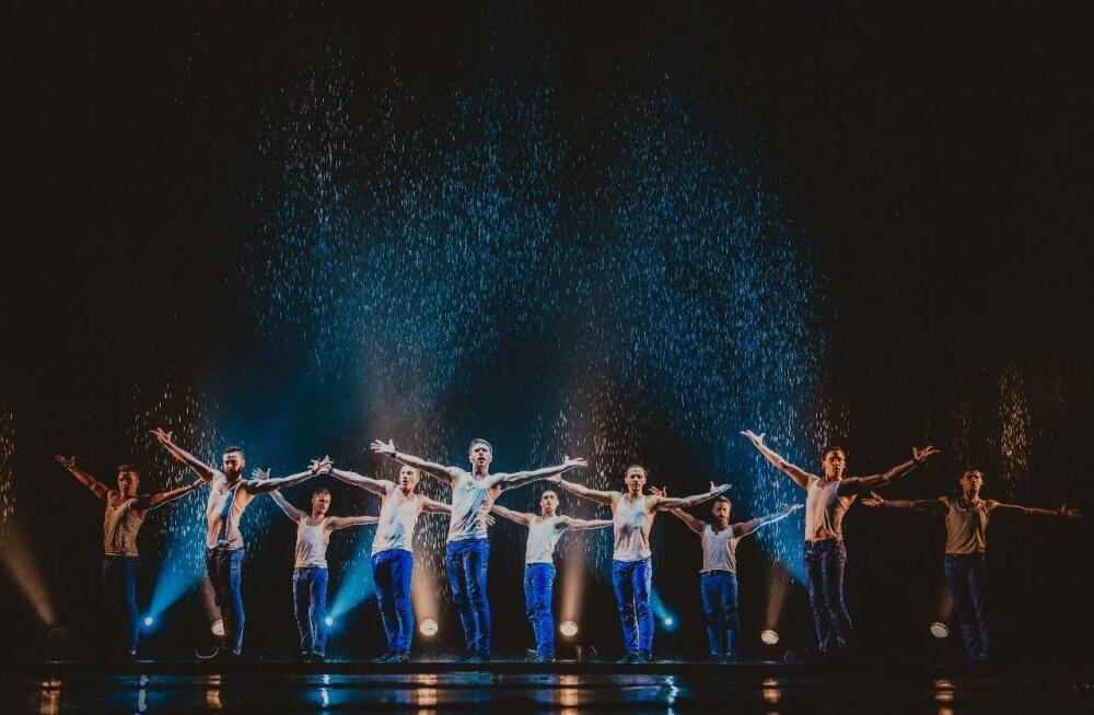 """Театр танца """"Искушение"""", покоривший сердца зрителей, возвращается в Таллинн"""