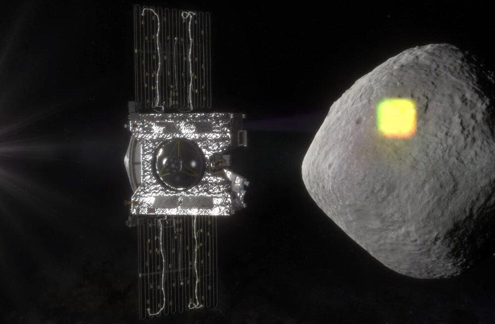 FOTO | Maast 110 miljoni kilomeetri kaugusel olev kosmosesond tegi koduplaneedist pildi