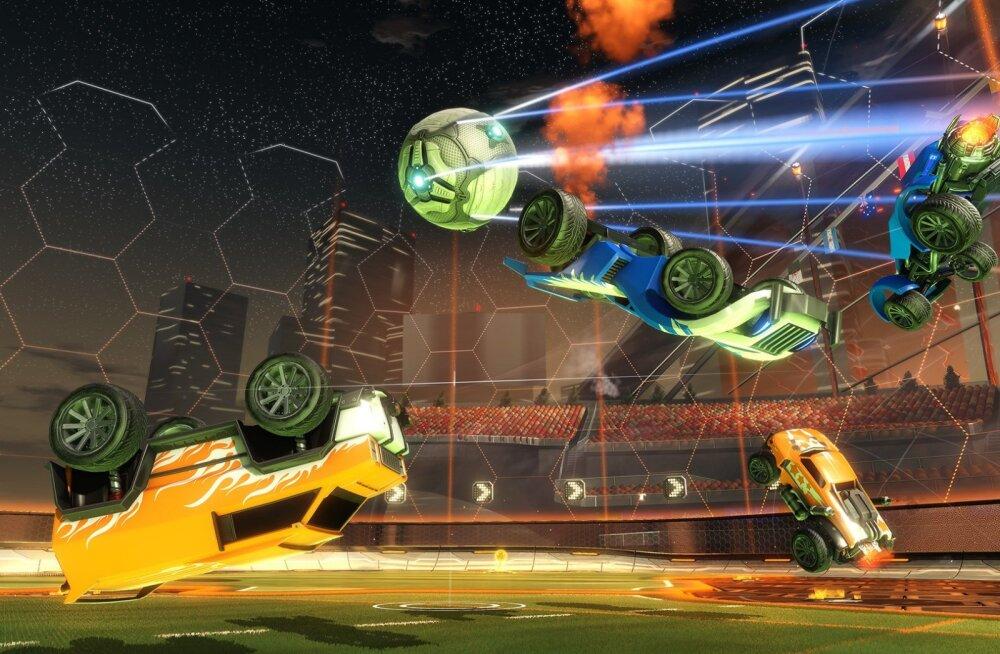 6.-8. juuli: nädalavahetus toob häid videomänge soodsalt või suisa tasuta – Rocket League, Sonic, Bulletstorm...
