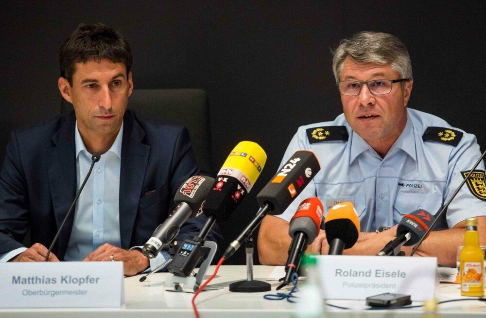 Politseid šokeeris Saksa väikelinna rahvapeol puhkenud vägivald