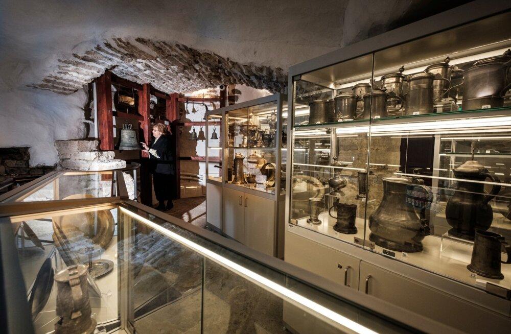 Tallinna linnamuuseumi avatud kogud