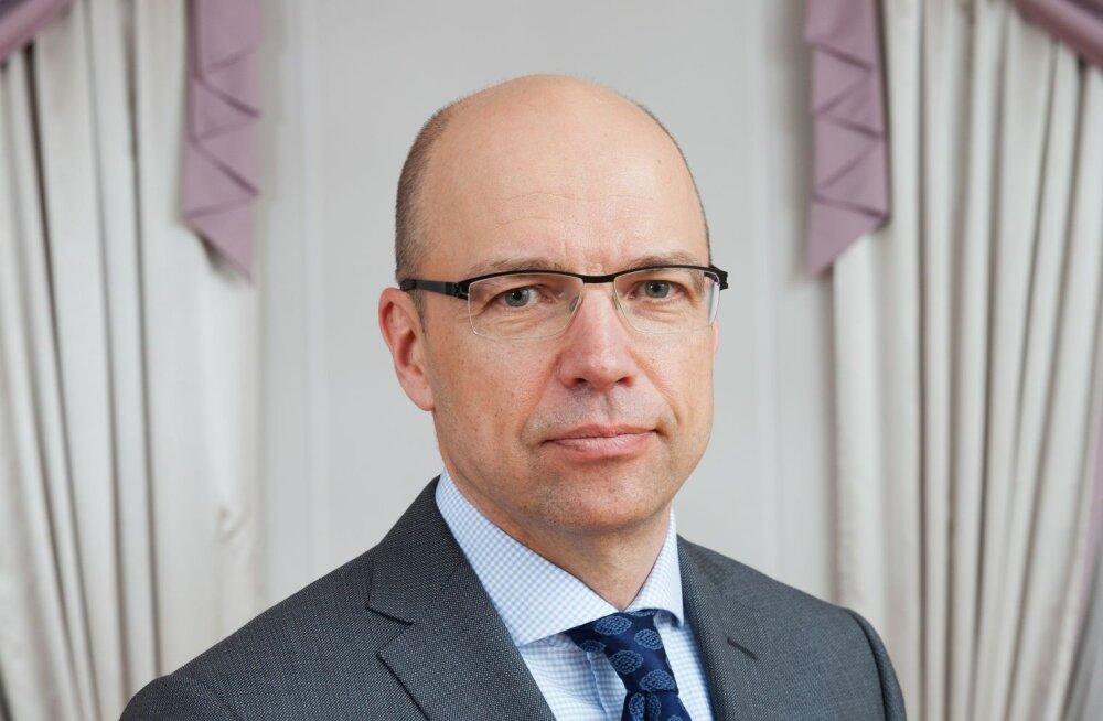 Eesti Tööandjate Keskliit valis uue volikogu esimehe