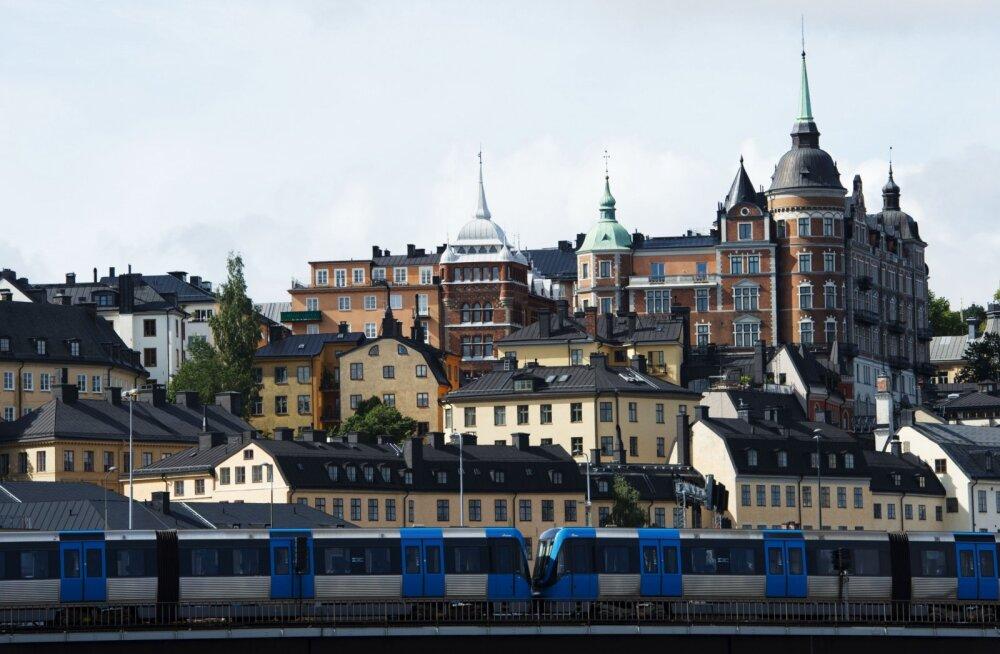 Rootsi kinnisvaraturg paneb muretsema