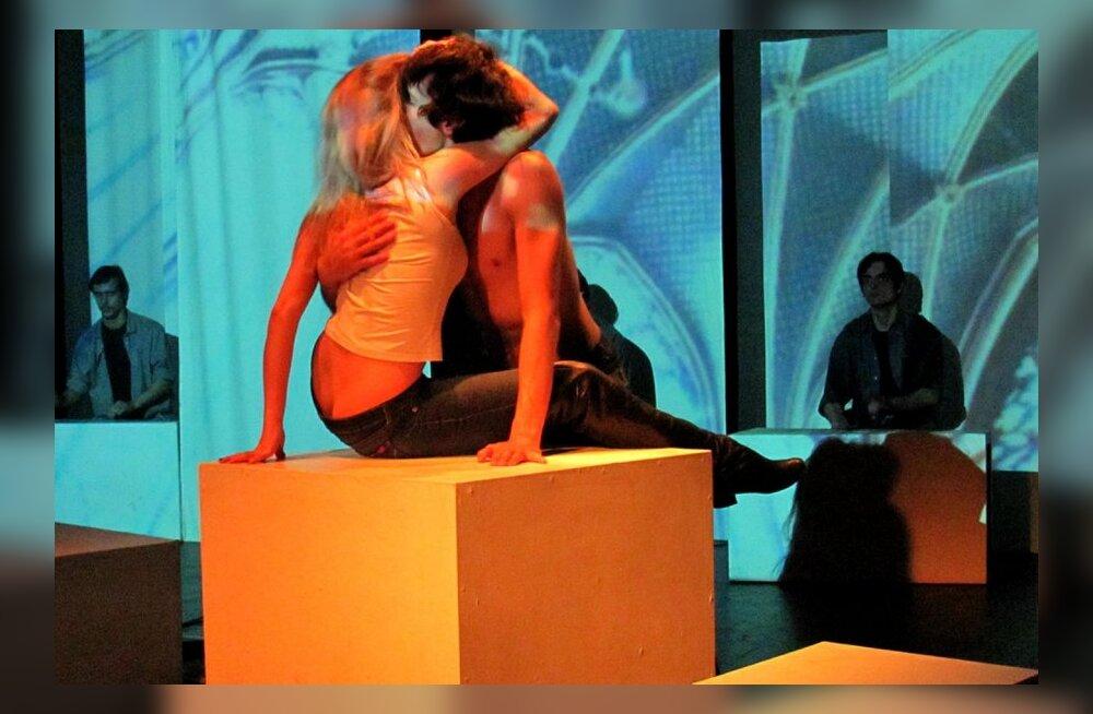 ФОТО читателя Delfi: Захватывающая история юноши-зоофила — шедевр на Малой сцене Русского театра