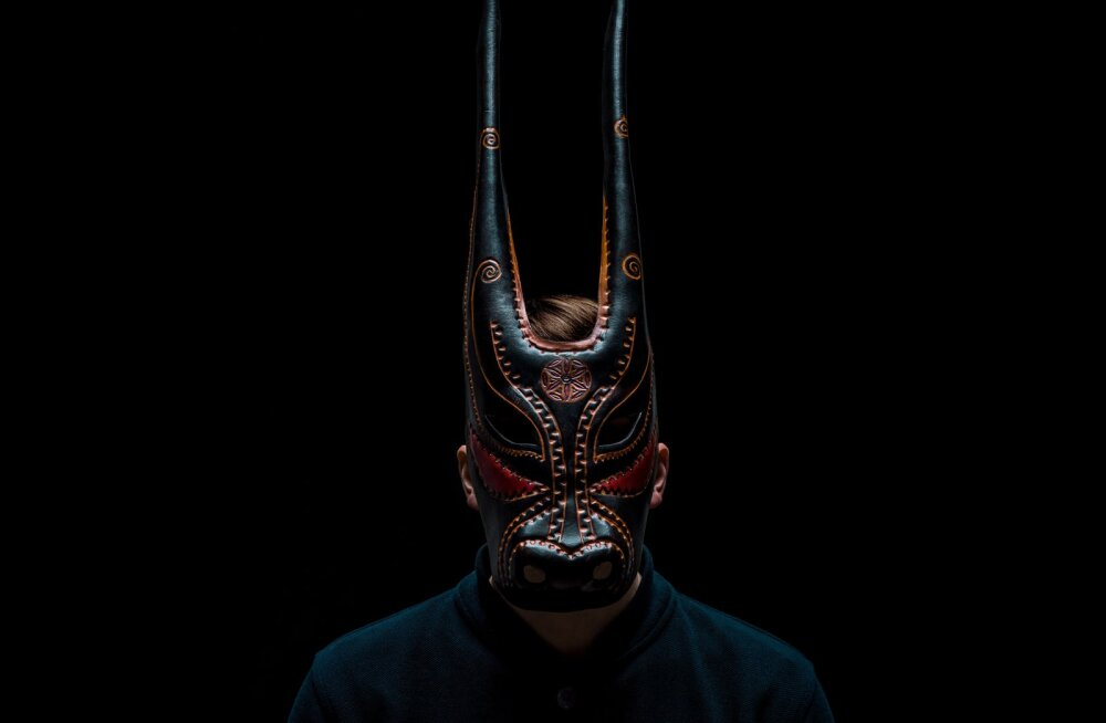 Kes see küll on? Täna esineb Jazzkaarel salapärane maskiga mees
