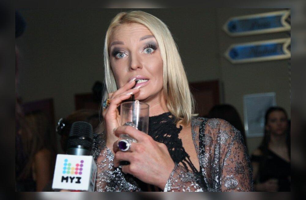Анастасия волочкова pornhub
