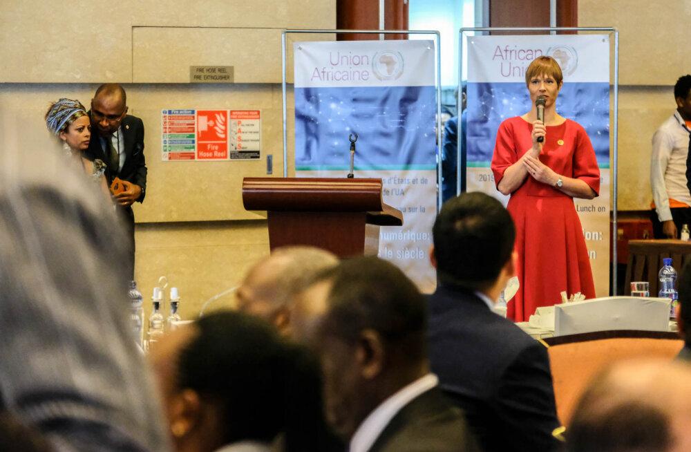 President Kaljulaid Etioopias: Aafrika peab digitaliseerumiseks tegema asju uutmoodi