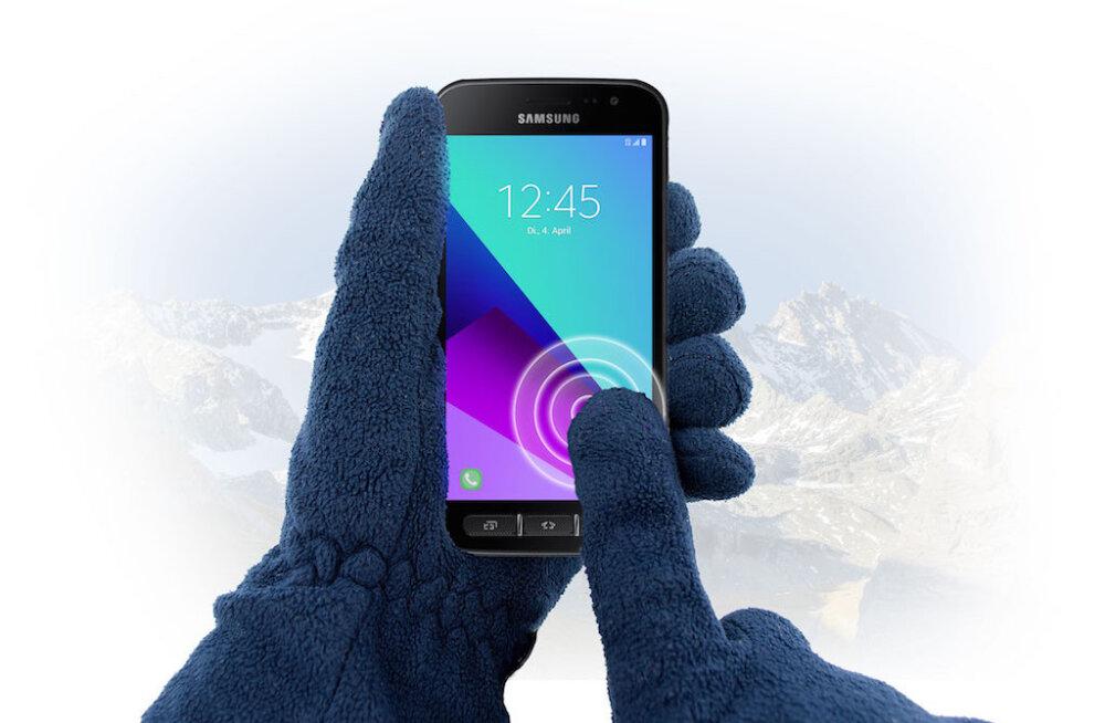 TEST: Samsung Galaxy Xcover 4 – odavapoolne, aga korralik nutitelefon, mis niisama lihtsalt ei purune