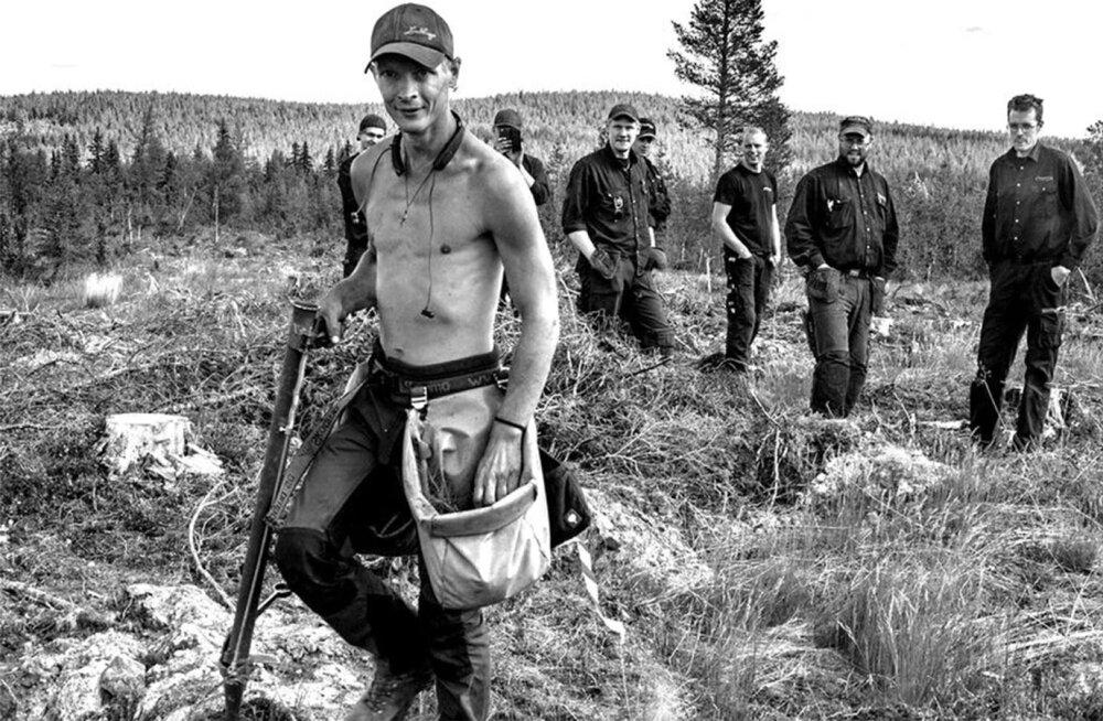 Staarmetsaistutaja Timo Kloft pani päevas maha 17 681 taime.