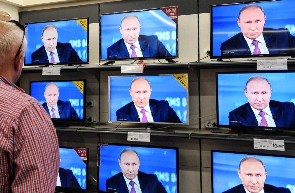 Putin ei öelnud kordagi välja, et plaanib järgmisel aastal uuesti presidendiks kandideerida, samuti ei tulnud jutuks tema võimalik järglane.
