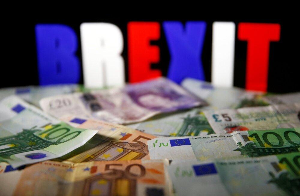 Financial Times: Suurbritannia Brexiti-arve kasvab 100 miljardi euroni