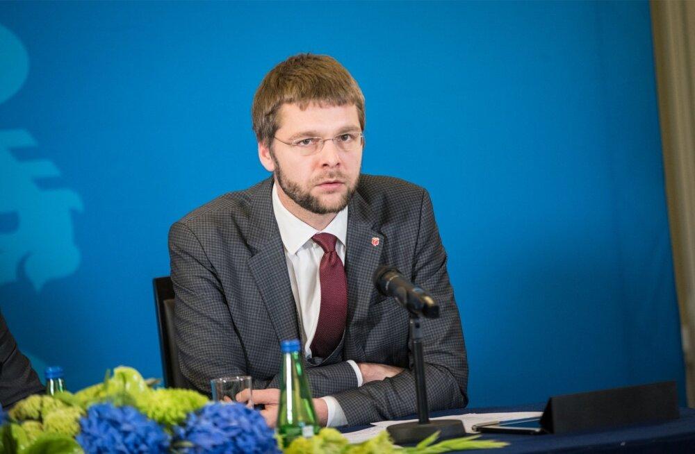 Riigieelarve teemaline pressikonverents