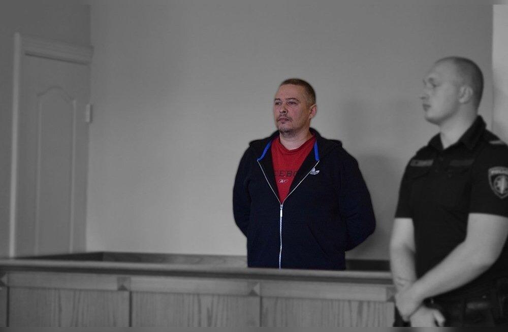 Aleksandrs Krasnopjorovs kohtusaalis