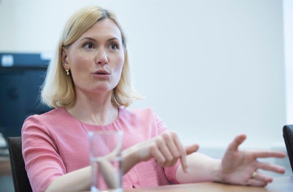 Tervise- ja tööminister Riina Sikkuti sõnul tuleb tervishoius kvaliteedi jälgimine muuta süsteemseks.