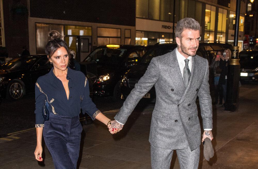 Victoria Beckham kommenteeris lahkumineku kuulujutte: see on frustreeriv