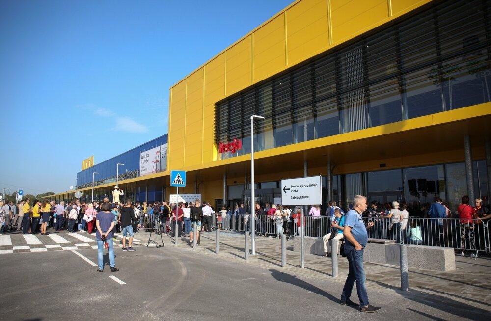 Ametlik: Ikea kinnitab, et nad laienevad Eestisse!