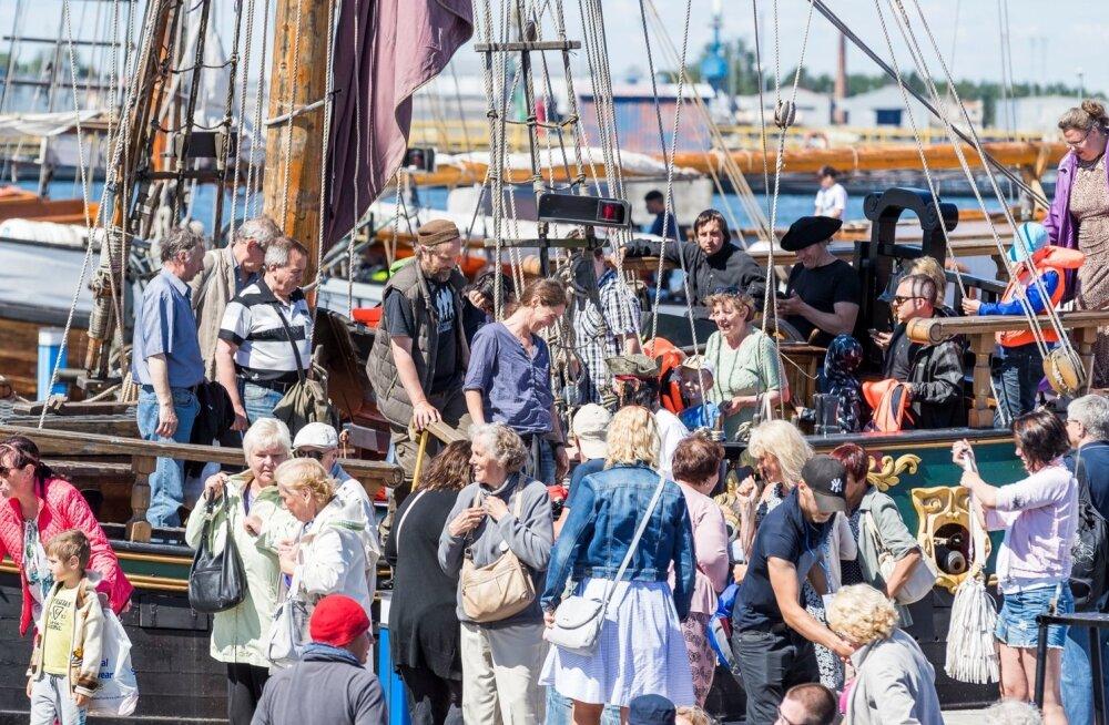 ФОТО: В Таллинне стартовали Дни моря