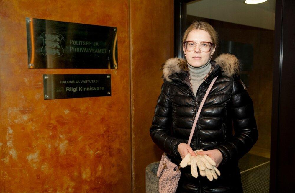 Katrin Lust saabub Kesklinna politseijaoskonda ütlusi andma