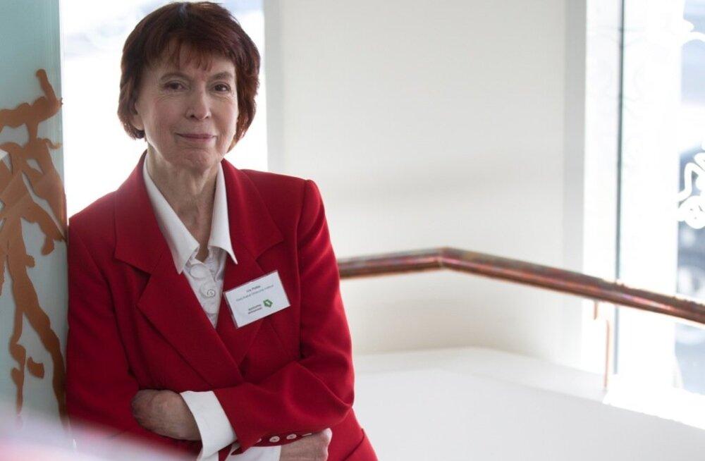 Tööturu konverents. Iris Pettai